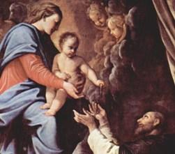 Madonna del Rosari de Guido Reni (1598)